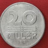 20 filler 1983 Ungaria UNC, Europa