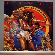 Ike & Tina Turner – The World of... -2 LP Set (1972/United Artists /RFG) - Vinil, United Artists rec