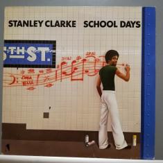 Stanley Clarke – School Days (1976/Warner/RFG) - Vinil/Vinyl/Impecabil