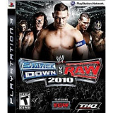 WWE 2010 - Smack down vs Raw - PS3 [Second hand], Sporturi, 12+, Multiplayer