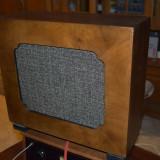 Speaker vechi 1930 Beteco difuzor cu paleta libera functional pt radio colectie