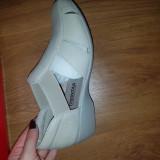 Sandale dama, 37, Bej