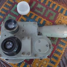 Aparatura optica germana WWII Razboi Gelandewinckel Optical Sight periscop