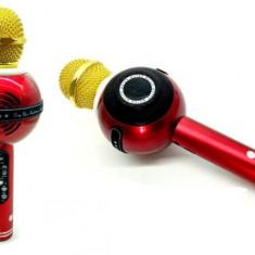 Microfon Wster Ws 878 Bluetooth pentru karaoke