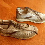 Pantofi piele naturala Igi&CO Made Italy, talpa Injection Technology. Marime 41, Din imagine
