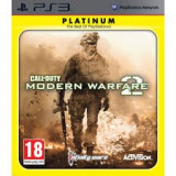 Call of duty - Modern Warfare 2 PLATINUM - MW2 - PS3 [Second hand], Shooting, 18+, Multiplayer