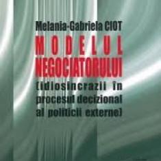 Melania-gabriela ciot modelul negociatorului