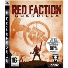 Red Faction Guerilla -   PS3 [Second hand], Shooting, 16+, Single player