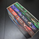 The Ruby Red Trilogy Boxed Set, Kerstin Gier (Author)