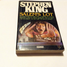 STEPHEN KING SALEM'S LOT       RF14/4