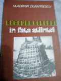 Legende celebre in fata stiintei-Atlantida-Turnul Babel-Potopul-V.Dumitrescu, Didactica si Pedagogica