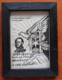 "Széchenyi István,conte de Szécheny ""cel mai mare Maghiar ""-C.P. 1934.Rara !, Necirculata, Printata"