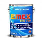 """VOPSEA TERMOREZISTENTA """"EMEX TRS 700"""", Negru - Bidon 4 Kg"""