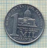 11714 MONEDA- PARAGUAY - 1 MIL(1000) GUARANIES  -ANUL  2007 -STAREA CARE SE VEDE