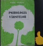 Psihologia varstelor Emil Verza