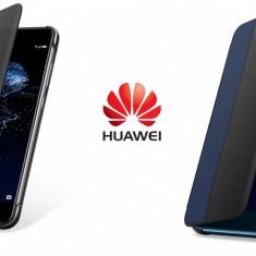 Husa originala Huawei P10 Lite + folie sticla + stylus