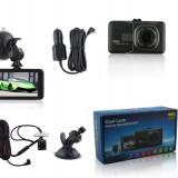 Camera auto video dubla asistent parcare marsalier + filmare fata FULL HD