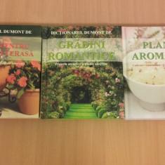 DUMONT - Gradini romantice + Plante aromatice + Plante pentru balcon si terasa