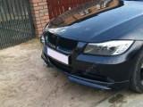 Flapsuri bara fata BMW E90 E91 2005-2009 doar pt bara normala v2, 3 (E90) - [2005 - 2013]
