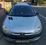 Peugeot 206 SW din 2002, benzina, 1360 cmc, 75 CP, Break