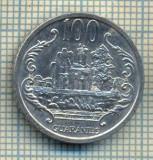 11723 MONEDA- PARAGUAY - 100 GUARANIES  -ANUL  2008 -STAREA CARE SE VEDE