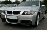 Flapsuri bara fata BMW E90 E91 M pachet M tech pack sport Aero v3, 3 (E90) - [2005 - 2013]