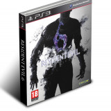 PS3 Resident Evil 6 Collectors Edition joc ca nou in cutie metalica, Shooting, 18+, Multiplayer, Capcom