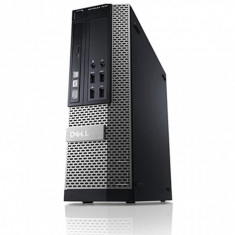 GARANTIE! Calculator DELL 990 SFF i5 2400 3.1GHz 8GB DDR3 500GB HDD + CADOU, Intel Core i5, 8 Gb, 500-999 GB