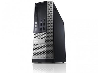 GARANTIE! Calculator DELL 990 SFF i5 2400 3.1GHz 8GB DDR3 500GB HDD + CADOU foto