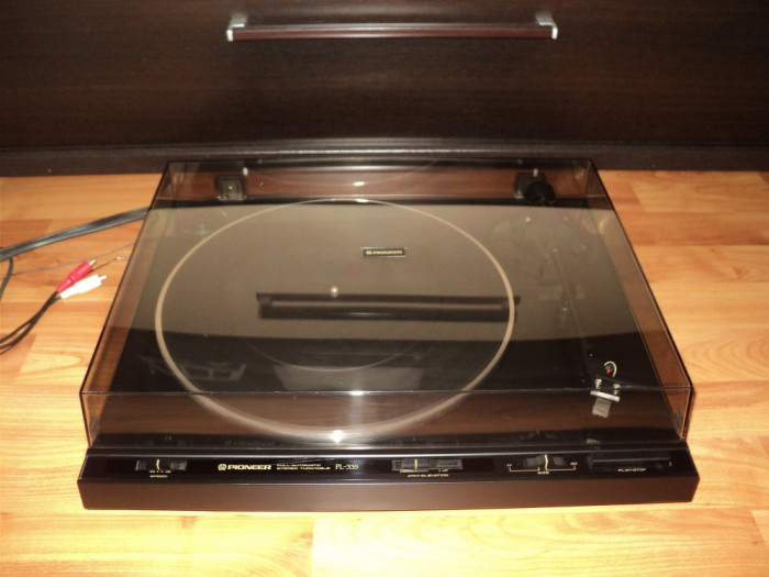 Pick-up Pioneer PL-335 , full automatic , belt drive , perfect functional
