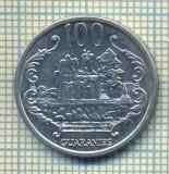 11726 MONEDA- PARAGUAY - 100 GUARANIES  -ANUL  2006 -STAREA CARE SE VEDE