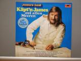 James Last – Captain James on all Seas (1973/Polydor/RFG) - VINIL/Analog/ca NOU