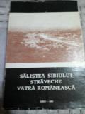 Sălistea Sibiului straveche vatra româneasca-Coord.Dr.Victor.V.Grecu