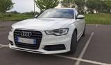 Audi A6 Avant V6 TDI 245 DPF Linia de transport Quattro S tronic (Estate), Motorina/Diesel, Berlina