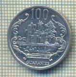 11725 MONEDA- PARAGUAY - 100 GUARANIES  -ANUL  2006 -STAREA CARE SE VEDE
