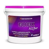 Vopsea Hidroizolanta Elastica EMEX AQ BAR, Gri - Bidon 10 Kg
