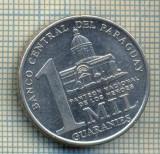 11717 MONEDA- PARAGUAY - 1 MIL(1000) GUARANIES  -ANUL  2008 -STAREA CARE SE VEDE