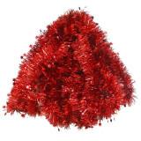 "Ornamente de Craciun: Beteala Rosie cu Stelute ""Premium"""