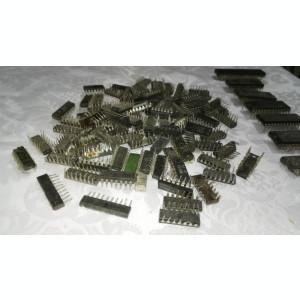 LOT de 100 circuite integrate noi, diverse marci si modele
