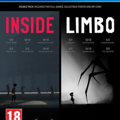 Inside/Limbo Double Pack Ps4