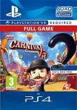 Carnival Games Vr (Psvr) Ps4