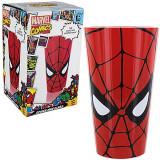 Marvel Comics Spiderman Glass /Merchandise