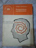 Prospectarea cunostiintelor-Ovidiu Nicolescu, Didactica si Pedagogica