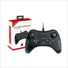 Controller cu fir pentru Nintendo Switch - id3 60237, Huse si skin-uri