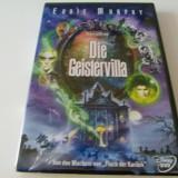 Die geistervilla -dvd, Engleza