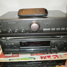 Amplificator / receiver / statie stereo Technics, 41-80W