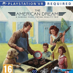 The American Dream (Psvr) Ps4