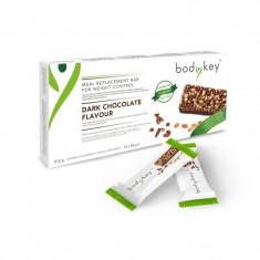 Baton înlocuitor de masă bodykey by NUTRILITE™ - aromă de ciocolată neagră