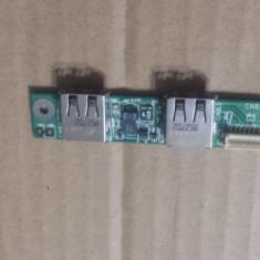 Placa usburi Targa Traveller 856W MT32 MSI MS-1036B MS 1036B MS1036B USB