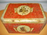 9916-Cutie Eduscho Eduard Schoph Bremen Germania-Ceai-Cafea- Cacao.